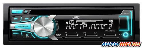 Автомагнитола JVC KD-R557EE