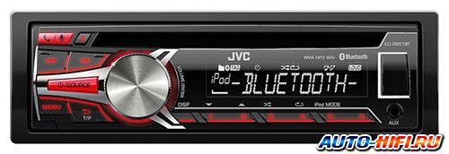 Автомагнитола JVC KD-R851BTE