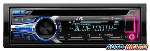 Автомагнитола JVC KD-R951BTE