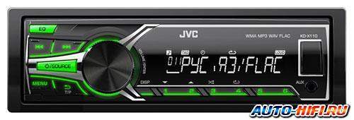 Автомагнитола JVC KD-X110EE