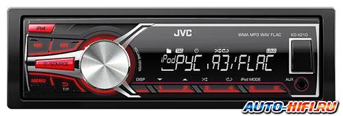Автомагнитола JVC KD-X210EE