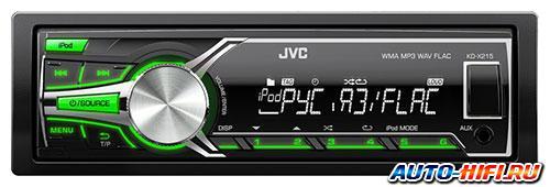 Автомагнитола JVC KD-X215EE