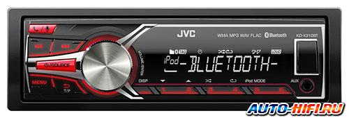 Автомагнитола JVC KD-X310BTE