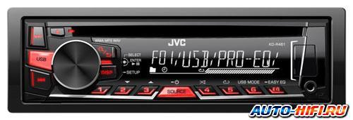 Автомагнитола JVC KD-R461E