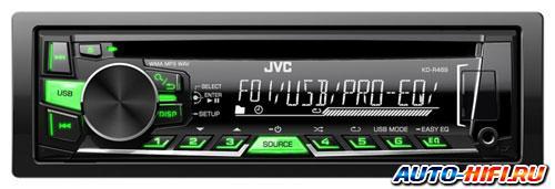 Автомагнитола JVC KD-R469E