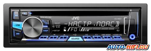 Автомагнитола JVC KD-R567EE