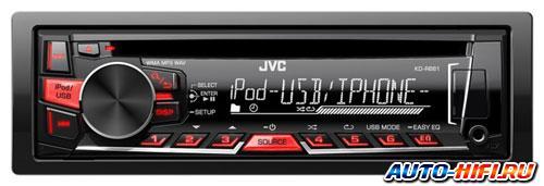 Автомагнитола JVC KD-R661E