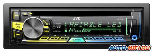 Автомагнитола JVC KD-R761E