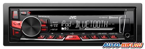 Автомагнитола JVC KD-R861BTE