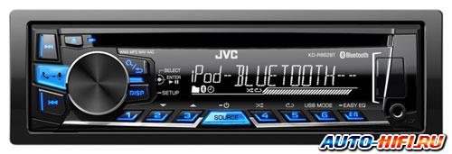 Автомагнитола JVC KD-R862BTE