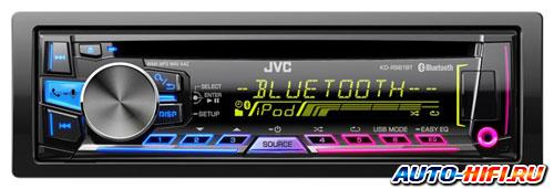 Автомагнитола JVC KD-R961BTE