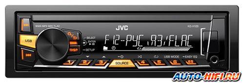 Автомагнитола JVC KD-X125EE