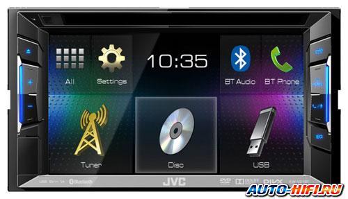 Автомагнитола JVC KW-V21BTEE