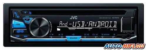 Автомагнитола JVC KD-R472E