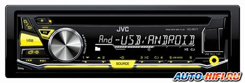 Автомагнитола JVC KD-R571E