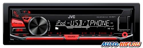 Автомагнитола JVC KD-R671E