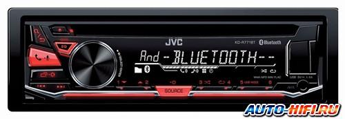 Автомагнитола JVC KD-R771BTE