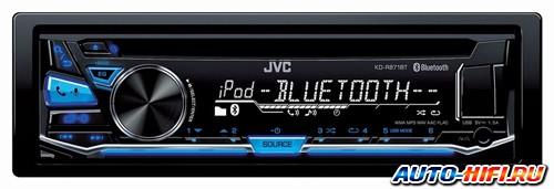 Автомагнитола JVC KD-R871BTE