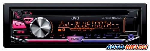 Автомагнитола JVC KD-R971BTE