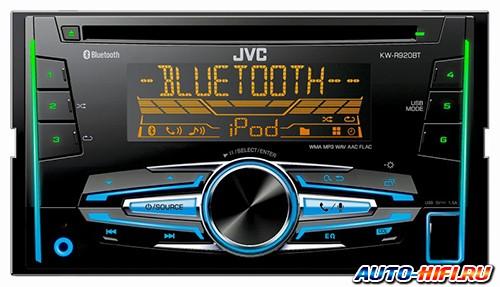 Автомагнитола JVC KW-R920BTE