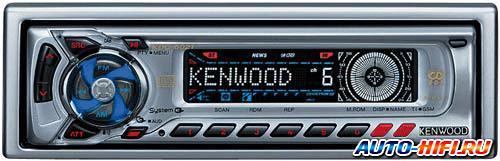 Автомагнитола Kenwood KDC-6021