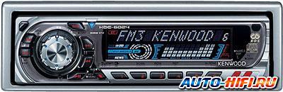 Автомагнитола Kenwood KDC-6024