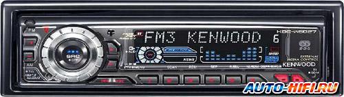 Автомагнитола Kenwood KDC-W6027