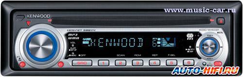 Автомагнитола Kenwood KDC-W4031