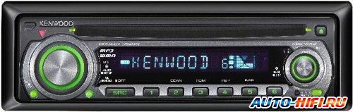 Kenwood Kdc-w431gy инструкция - фото 7