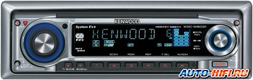 Автомагнитола Kenwood KDC-W6031
