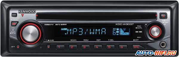 Автомагнитола Kenwood KDC-W3037AY