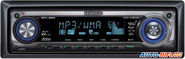 Автомагнитола Kenwood KDC-W5037
