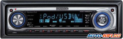 Автомагнитола Kenwood KDC-W6537UY
