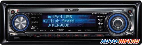 Автомагнитола Kenwood KDC-W7537UY