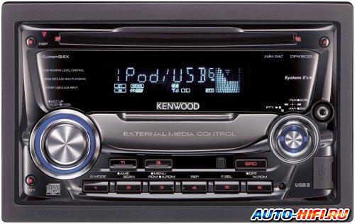 Автомагнитола Kenwood DPX502UY