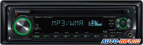 Автомагнитола Kenwood KDC-W241GY