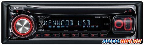 Автомагнитола Kenwood KDC-W5141UAY