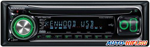 Автомагнитола Kenwood KDC-W5141UGY