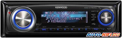 Автомагнитола Kenwood KDC-W7541UY