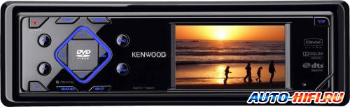 Автомагнитола Kenwood KDV-7241Y