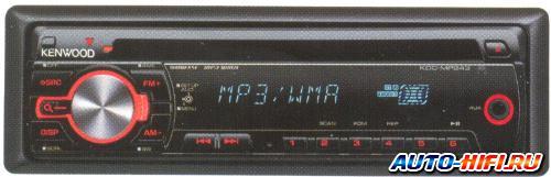 Автомагнитола Kenwood KDC-MP243