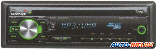 Автомагнитола Kenwood KDC-MP343