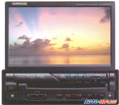 Автомагнитола Kenwood KVT-554DVD