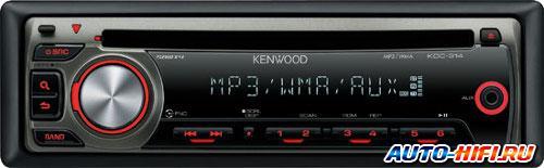 Автомагнитола Kenwood KDC-314A