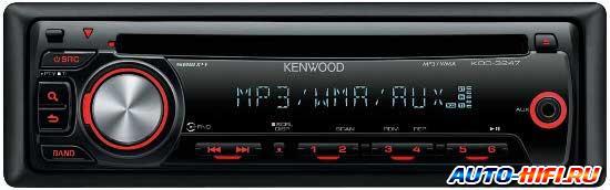 Автомагнитола Kenwood KDC-3247AY