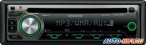 Автомагнитола Kenwood KDC-3347GY
