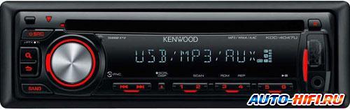 Автомагнитола Kenwood KDC-4047UA