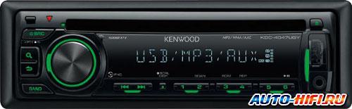 Автомагнитола Kenwood KDC-4047UGY