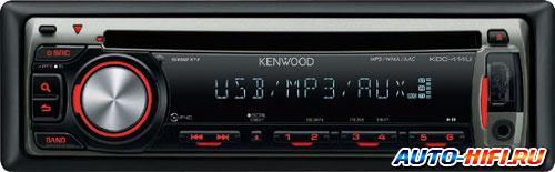 Автомагнитола Kenwood KDC-414UA