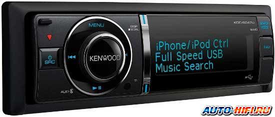Автомагнитола Kenwood KDC-6047U